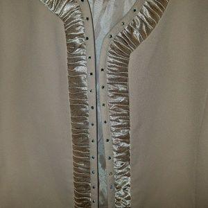 Dresses & Skirts - Beautiful Beige Skirt Set