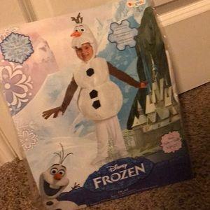 ***NWOT***Disney Frozen Olaf Costume