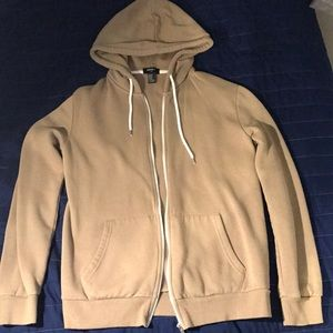 Forever 21 Men's Hooded Zip Up