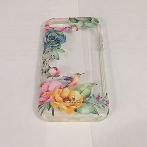 Milk & Honey Clear Floral Case for iPhone 6/6S,7,8