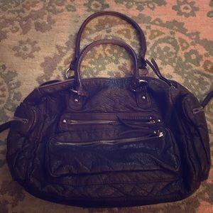 Linea Pelle for Target satchel