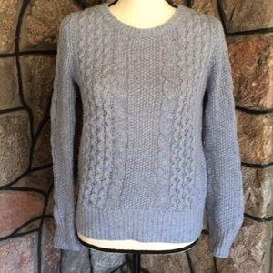 BANANA REPUBLIC   Cable-Knit Sweater   XS