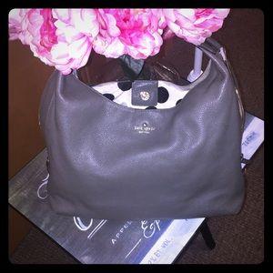 Kate Spade ♠️ Shoulder Bag in Grey