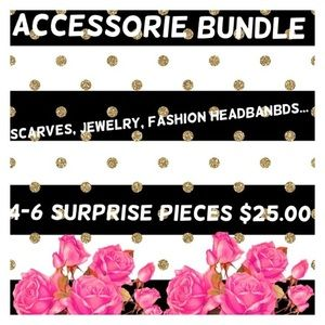Accessories Bundled from my closet to yours!
