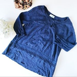 Old Navy Lost At Sea Tunic Top