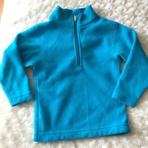 Obermeyer fleece sweater girls size small