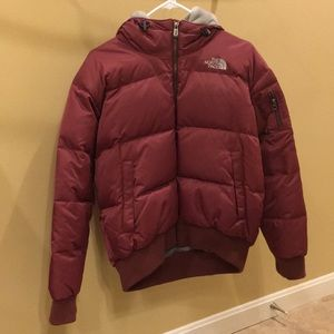 The north face women's jacket size S