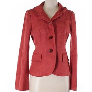 🌺WOOL JACKET FROM J. CREW, Size 8🌺