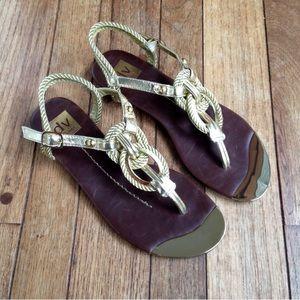 NWOB Dolce Vita braided gladiator sandals