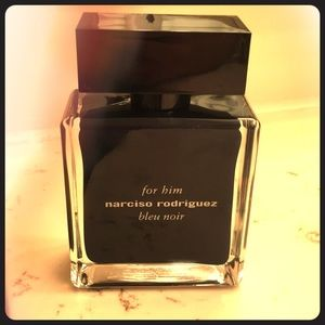 .4 full Narcisco Rodriguez Bleu Noir Cologne