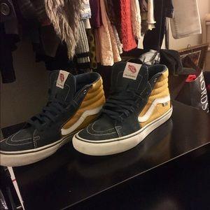 Vans Sk8-Hi Pro Skate Shoe Men's Size 8