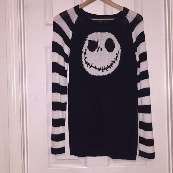 Disney Sweaters Night Before Christmas Sweater Poshmark