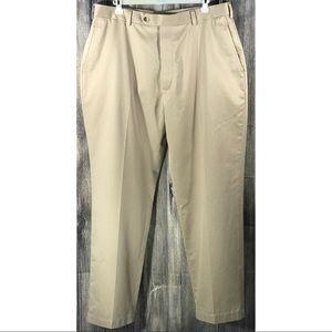 Jos A Bank Khaki Tan Beige Dress Pants