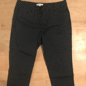 NY&C Slim Ankle Pants