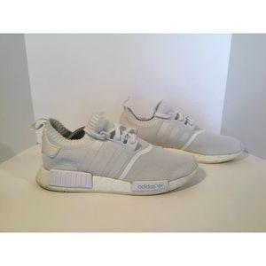 Adidas NMD R1 Triple White Boost PK