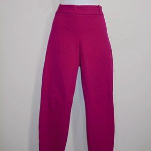 "J. Crew Pink ""Minnie"" Cropped Pants"