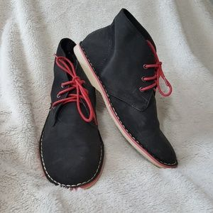 Bamboo Lace Up Booties