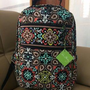 NWT Vera Bradley Tech Backpack in Sierra