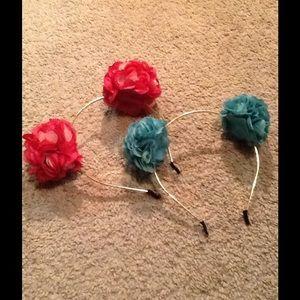 Rose Headband Bundle