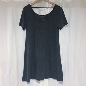 (NWOT) Zenana Outfitters Scoop Neck Mini Dress