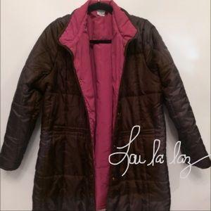 Size L Puff Jacket