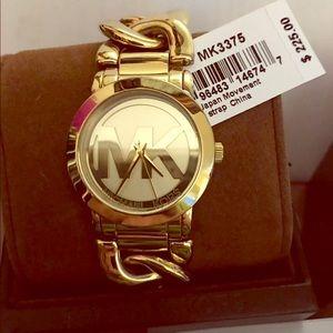 Micheal Kors women's chain watch