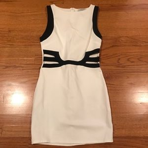 🖤Sexy White Caged Dress🖤