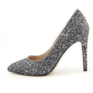 Sparkly Heels Sz 6