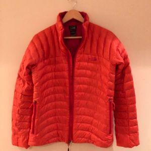 North face jacket women's size medium