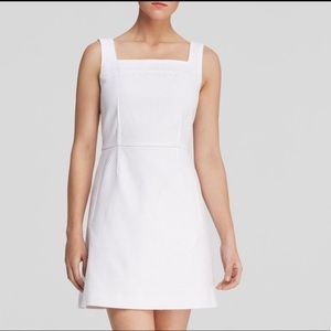 TORY BURCH Sleeveless Mini White Dress Size 0