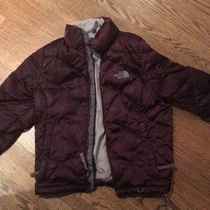 North face small jacket