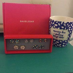 Baublebar party stud earring gift set
