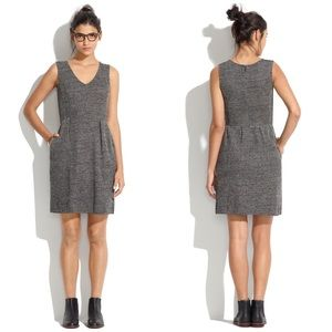 Madewell Knit Twill Terrace Sleeveless Dress Large
