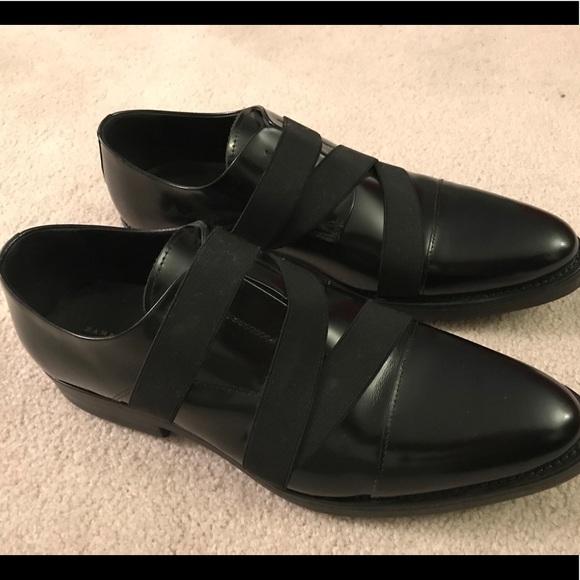 6198fe68 Zara Mens Size 45/11.5-12 US Black Formal Shoes. M_5a0fb6d34127d081850055e6