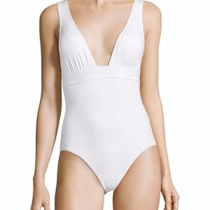 NWT Vince Camuto Architectural One Piece Swimsuit