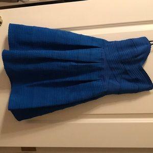 B.Darlin blue dress