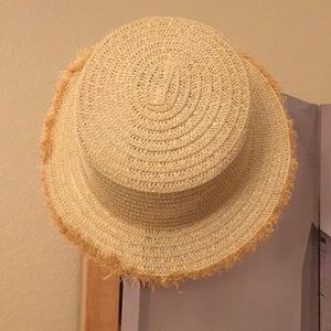 Free people straw hat