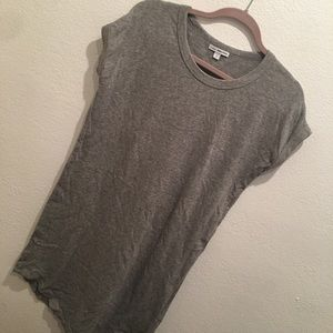 JAMES PERSE fleece gray dress Size M