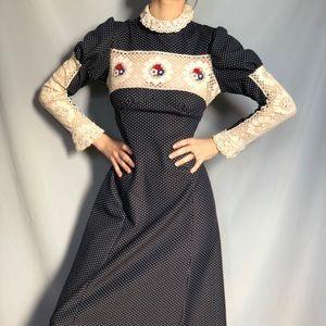 Maxi prairie dress