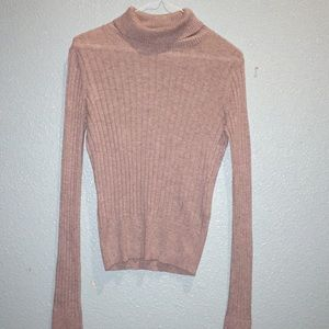Grey Aeropostale turtle neck
