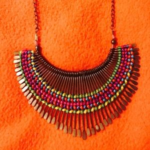 Indian necklace!