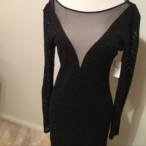 NEW** New Yrs Eve Dress by Foreign Exchange size L