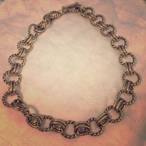 Heidi Daus Chainlink Necklace