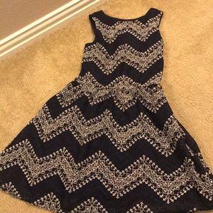 Xhilaration A-line dress