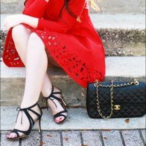 Nina Shoes - NINA Cherie Illusion Sandal Sz 8.5