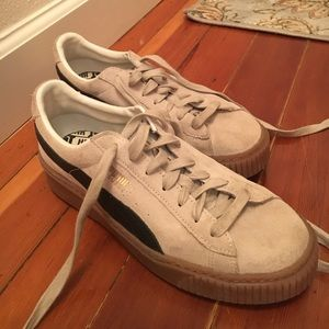Puma Creepers 8.5, only worn a few times!