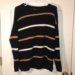 Knit f21 sweater