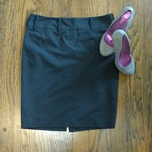 The Limited Black Pencil Skirt