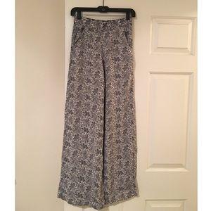 Zara wide leg pants 💕
