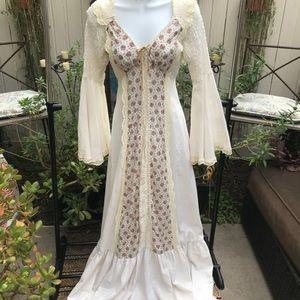 Vintage dress Jody T of California